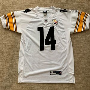 Authentic Steeler's Jersey